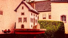 Gardenhouse (Renate Bomm) Tags: 2017 eifel meterich renatebomm samyangaf35mmf28 silvester sonyilce6000 project365 crazytuesdaytheme 7dwf gebäudemodell