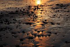 Oceanside beach, Oregon (nikname) Tags: oceansidebeach oregon beaches oregonbeaches pacificnwbeaches sunset seascape rocks