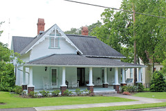 House in Ocala Historic District (StevenM_61) Tags: house residence architecture porch ocala florida