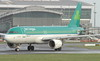 EI-DVG Airbus A320-214 Aer Lingus lining up for take-off at Dublin Airport 2-1-18 (Conor O'Flaherty) Tags: shamrock dublinairport dub dublin airport aerlingus runway28 28 runway lineup airbus a320 a320214 cfm56 eidvg