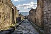 Pompei Street (Luca Ranghetti) Tags: wall erruption archeologia archeologico rovine vesuvio napoli naples sorrento amalfitana partenopeo vulcan vulcano lava