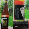 """Photo Series: Craft Beer: """"Ace of Diamonds"""" Raspberry Saison by Wild Card Brewing Company of Trenton, ON (Ken Whytock) Tags: beer craftbeer brewing brewery alcohol raspberry raspberrysaison wildcardbrewingcompany"""