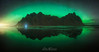 Green night (Iván F.) Tags: northernlight aurora borealis reflection landscape landscapes iceland sony samyang a7r samyang20mm18 travel night nightscape longexsposure explore explorer exploration