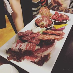 Korean BBQ #food #bbq