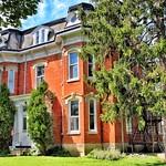 Belleville  Ontario - Canada  - Historic District Hill - Mansard Roof thumbnail