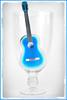 Blue Glass Guitar (IBU-TT.1) Tags: admiraspanishguitar admiraguitars colorinvert glass glas vase vaas guitar gitaar