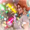 🍎 Worked so hard, (Apple aka Ossia) Tags: maitreya catwa league truth suicidal unborn veechi blueberry foxcity blogger secondlife second life blog blogging portrait photograph photoshop ginger freckles redhead colors neon fun