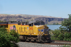 UP 2652 (youngwarrior) Tags: up unionpacific train manifest biggs oregon railroad