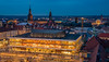Kulturpalast Dresden (matthias_oberlausitz) Tags: kulturhaus kulturpalast dresden schloss hausmannsturm kreuzkirche schlosskirche altstadt sachsen saxony