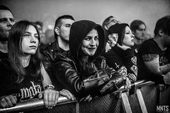 Mgła - live in Warszawa 2017 fot. Łukasz MNTS Miętka-37