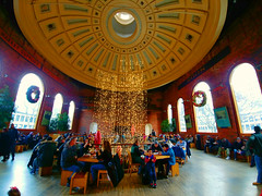Fanueil Hall Rotunda (brooksbos) Tags: dome public faneuilhall tourist boston massachusetts newengland quincymarket brooks brooksbos lg lgg6 smartphone android historic thecradleofliberty liberty america