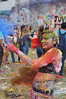 Matilde (Kchito.) Tags: girl egresada happy fun dentista odontologa perfect capture moment motion pure colours bengala blue red orange smile woman university perffect nikond3200 photography camera picture love humo body enfoque retrato moviment
