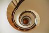 Brownie (Elbmaedchen) Tags: stairs staircase stairwell stufen kringel roundandround downstairs treppenhaus treppenauge treppe