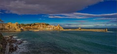 Collioure (jyleroy) Tags: canon collioure eos700d languedocroussillon méditerranée pyrénéesorientales mer panorama paysages rebel t5i nationalgeographicgroup ngc