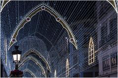 0069- NAVIDAD 2017 - MÁLAGA - (--MARCO POLO--) Tags: iluminación nocturnas ciudades rincones navidad