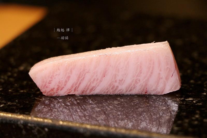 大安區日本無菜單料理 鮨処律(律鰭處)039