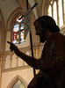 Church of St. John the Baptist (ktmqi) Tags: churchofstjohnthebaptist romancatholic neogothic brownstone capuchin napoleonlebrun chelsea