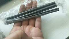 Graphite Rods (Zegen Metals&Chemicals Limited) Tags: graphiterods carbon c cathode