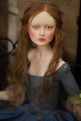 """Marseille"" (stashraider) Tags: buried oblivion katarzya jolanta jaworska resin art doll handmade eighteenth century costume"