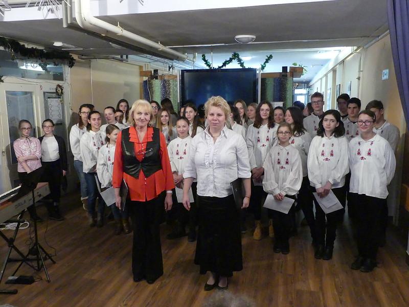 A Száztagú Palóc Dalkör a Szent Erzsébet Idősek Otthonában - 2017.12.20