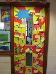 Door into Year 4