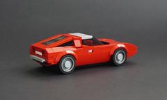 Lego 1971 Maserati Bora - 02 (Jonathan Ẹlliott) Tags: maserati maseratibora bora supercar car vehicle lego speedchampions