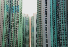 Tin Hang Estate (dylanawol66) Tags: asia china hongkong hk citylife citiscape cityscape apartmentblocks apartmentbuildings claustrophobia