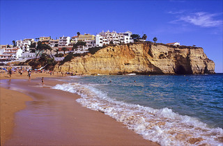 carvoeiro beach