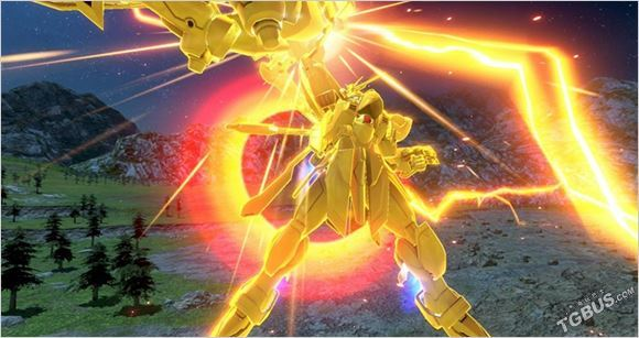 《高達VERSUS》將加入神高達與尊者高達 1月下旬推出