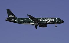 N746JBNewJets (MAB757200) Tags: jetblueairways a320232 n746jb jetgreen aircraft airplane airlines airbus jetliner jfk kjfk newyorkjets runway04r airport iloveny ilovejetblue