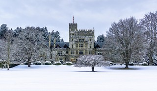 Christmas at Hatley Castle