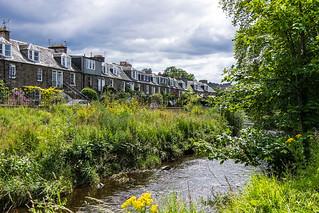 The Colonies of Stockbridge, Edinburgh.