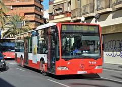 Alicante, Calderón de la Barca 05.12.2017 (The STB) Tags: bus autobús autobus busse alicante alacant publictransport citytransport öpnv transportealicantemetropolitano tam