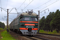EMU-Train ER9PK-324 by Айнар - OLYMPUS DIGITAL CAMERA