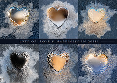 Happy 2018 my Friends! (marianna_a.) Tags: happy newyear 2018 celebration heart love collage ice hot cold wishes best 6 collection thumbprint marianna armata