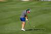 Anne-Lise Caudal of France (andre_engelmann) Tags: 2017 6 9 december damen dubai golf lpga turnier ladies european tour omega masters runde tag gras vereinigten arabischen emirate
