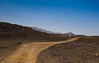 Mars landscape (Ennio66) Tags: capeverde capoverde travel holiday pathway lunar landscape car sky blue blu dune dunes offroad viaggio