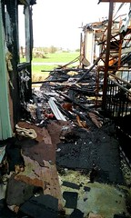17264612_163362287513553_765862301788498894_n (josephinehennessey) Tags: fire damage apartment housing residence burn down scorch ash
