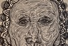 (Danny W. Mansmith) Tags: workinprogress drawing dannymansmith face goddess wisdom nature