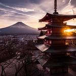 Chureito Pagoda - Fujiyoshida-shi, Japan - Travel photography thumbnail
