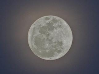Super Moon of December 4th 2017