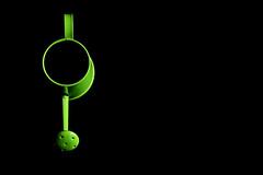 empty (luenreta) Tags: 7dwf crazytuesdaytheme greenandblack greenblack