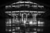 Welcome to Berlin (mripp) Tags: art vintage retro old black white mono monochrom city urban stadt architecture berlin germany deutschland night nacht rain rainy regen weather reflections spiegelungen leica m10 summilux 50mm