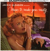 Music To Make You Misty (Jim Ed Blanchard) Tags: lp album record vintage cover sleeve jacket vinyl easy listening lounge pretty woman girl sexy cheesecake model beautiful jackie gleason music misty crying redhead telephone red lips earring shoulder
