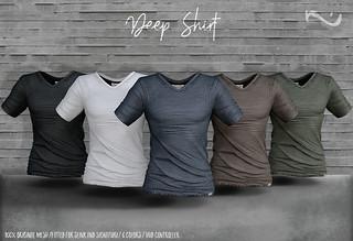 -NU- Deep Shirt