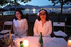 Diner en Blanc (¡Carlitos) Tags: norteamerica vancouver bc coalharbour canada britishcolumbia northamerica ca