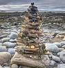 Rock around the Christmas Tree (pauldunn52) Tags: north devon westward ho beach rocks environmental art tower tree christmas