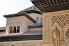 Alhambra (mφop plaφer) Tags: grenade granada espagne espana spain andalousie andalucia alhambra maure mauresque moorish calligraphie calligraphy sculpture architecture islam muslim musulman palais palace nasride colonne column arche ark cour courtyard toit roof bois wood