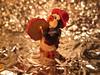 Happy Holidays! (Espykrelle) Tags: happyholidays joyeusesfetes holidays fetes christmasdecoration decorationdenoel figurine pingouin penguin 7dwf explore holidaystheme