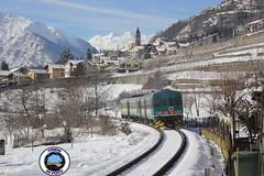 ALn 663-1001 (Treni In Foto) Tags: aln 663 aosta prè saint didier xmpr poinsod treno regionale